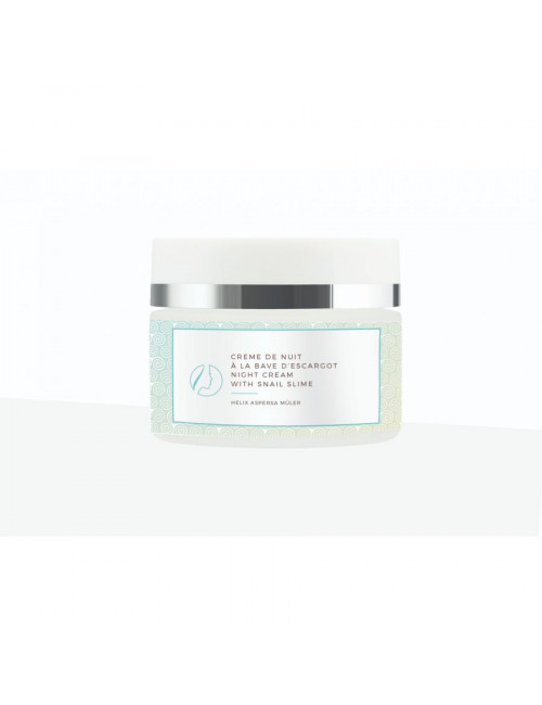 Skineance Night Cream with Snail Slime